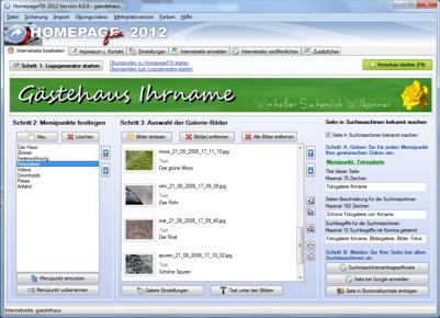 Homepage-selbst-bauen